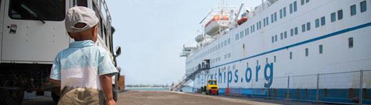 Благочинна акція «Кораблі Надії»